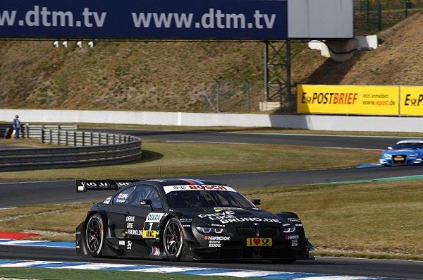 BMW díky Spenglerovi nejrychlejší i ve druhém tréninku