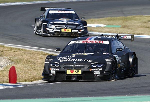 Bruno Spengler a BMW letos potřetí vyhráli
