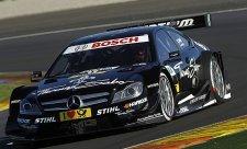 "Kubica se při testu DTM cítil ""velmi dobře"""