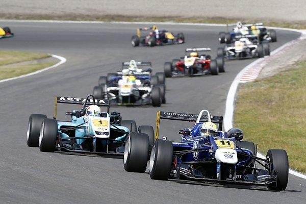 FIA představila upravený kalendář Evropské F3