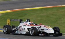 Hankook se stal novým dodavatelem pneu v Euroserii F3