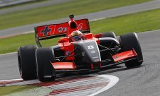 Bianchi si pro zítřejší závod vyjel pole position