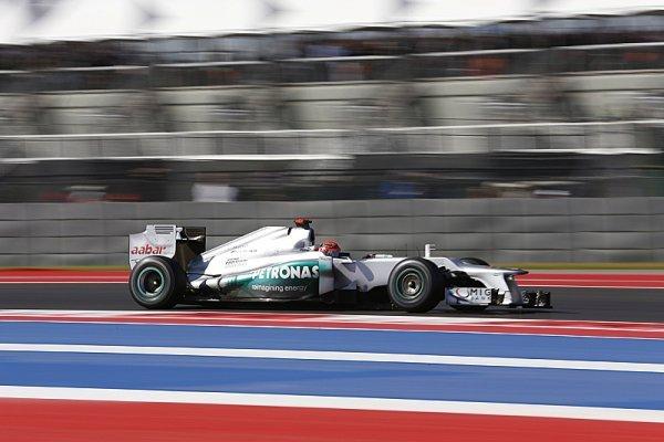 Schumacher může zítra překonat další rekord