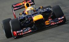Vettel dodatečně dostal dvacetisekundovou penalizaci