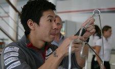 Pérez si je jistý, že se Kobajaši vrátí do Formule 1