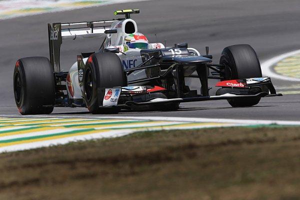 Pérez je zklamaný, že skončil své působení u Sauberu havárií