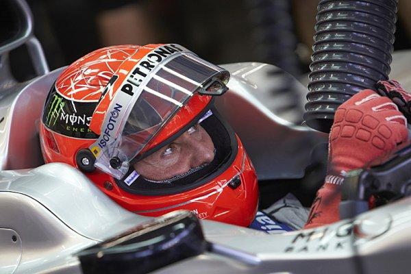 Poznejte strhující příběh Michaela Schumachera!