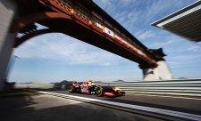Druhému tréninku dominovaly red bully, Vettel na čele
