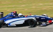 Křenek Motorsport uzavřel sezónu testováním na Slovakia Ringu