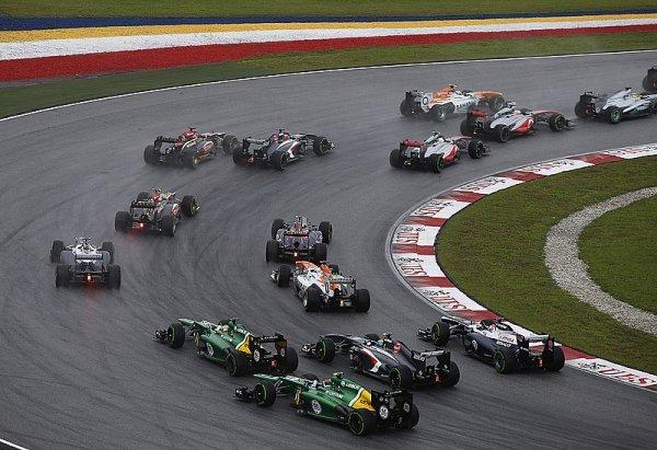 Byl schválen oficiální kalendář F1 pro příští sezónu