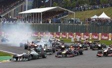 Provizorní kalendář Formule 1 pro rok 2014 je na světě