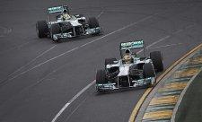 Wolff: Mercedes je F1 upsaný pouze do roku 2020