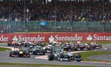 Kalendář Formule 1 pro příští rok se rozšířil na 22 závodů
