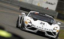 Druhé miesto v pretekoch FIA GT pre Štefana Rosinu