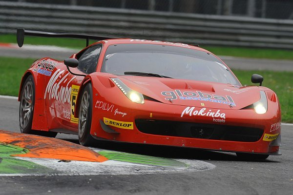 Scuderia Praha ve Spa odstartuje šestá ve třídě Pro-AM