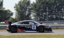 Audi opanovalo kvalifikační závod v Nogaru