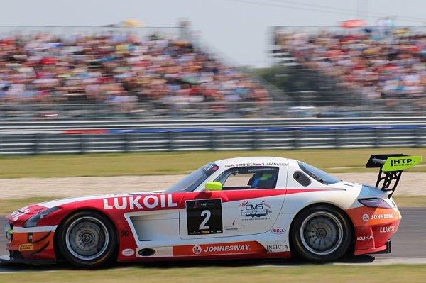 Ohlédnutí za podnikem FIA GT na Slovensku