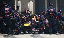 Mechanici Red Bullu překonali hranici dvou sekund!