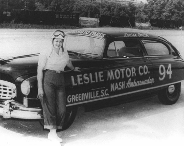 NASCAR - když závodí ženy