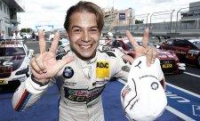 BMW v první řadě, na pole position Farfus
