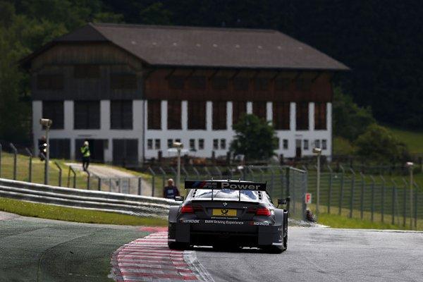 BMW kompletně obsadilo stupně vítězů, vyhrál Spengler
