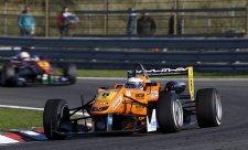 Odpolední závod vyhrál Rosenqvist