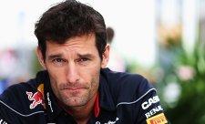 Webber se obává o Ricciardovu kariéru