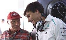 Mohli jsme mít plán B, zlobí se Lauda