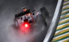 V závěrečném tréninku sezóny byl nejrychlejší Webber