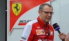 """""""Současnou situaci Ferrari beru na sebe,"""" říká Domenicali"""