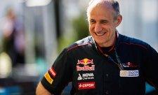 Tost: Na Ricciardovo místo mám tři kandidáty