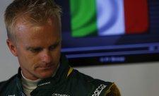 Kovalainen má namířeno zpátky do Formule 1