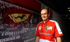 Bývalý šéf motorů Ferrari pracuje pro Aston Martin