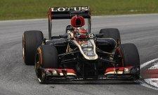 Kimi Räikkönen na roštu spadne o tři pozice