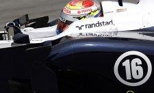 Maldonado by rád ukončil bodový půst Williamsu