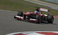 Fernando Alonso suverénně vyhrál Velkou cenu Číny
