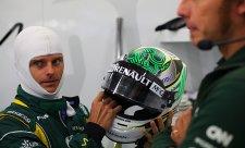Kovalainen si nemyslí, že u Lotusu zůstane i příští rok