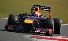 Vettel si v Koreji dojel pro osmé letošní vítězství