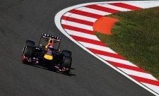 Vettel potřetí v řadě na pole position, Hamilton druhý