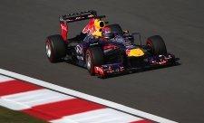 Vettel s Webberem v čele závěrečného tréninku
