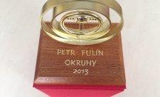 Petr Fulín zvítězil v anketě Zlatý volant