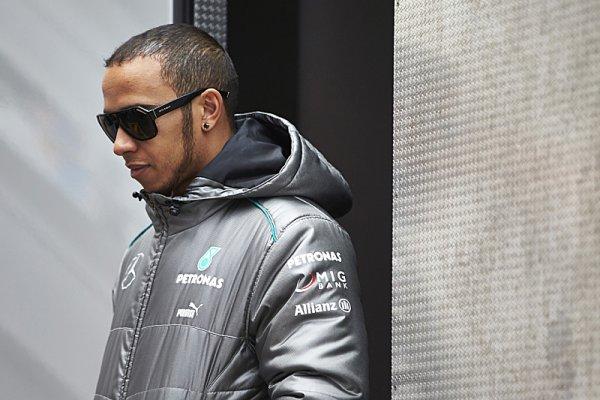 Mercedes původně Hamiltona vůbec nechtěl