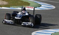 Williams potvrdil, že stihne první testy
