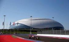 Do Velké ceny Ruska odstartuje jako první Hamilton