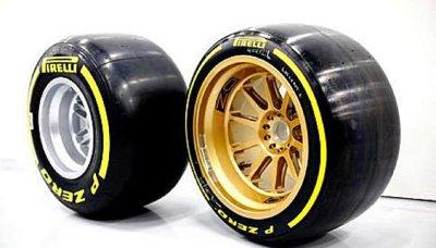 Pirelli bude moci testovat s přechodnými vozy
