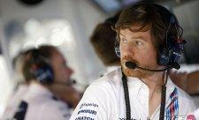 Smedley chce odejít pouze z Williamsu, ne z F1