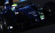Testy v Jerezu uzavřel nejlépe Massa na williamsu