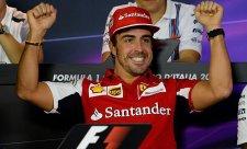 Alonso by se mohl vrátit v roce 2020