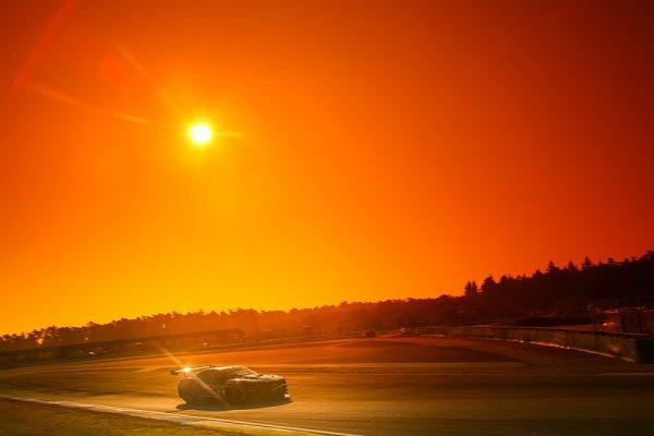 Napínavé boje pod rozpáleným kalifornským sluncem