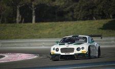BEC: Bentley se raduje po třech letech z triumfu
